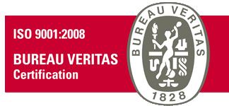 Certificados con ISO 9001